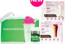 Nutrimetics / I love my Nutrimetics so much so I joined many years and still love the make up, skincare and the shakes