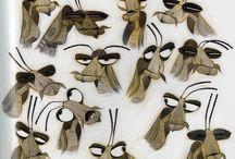 Character design - Insects