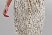 вязание (без описания)