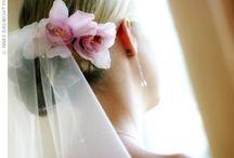 Veils and Wedding Hair