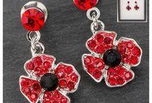 Equilibrium Poppy Jewellery