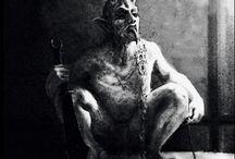 Demonit ja hirviöt