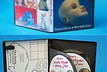 """Gloria J. """"Mimi"""" Winer - Cloth Doll Making CDs, DVDs and Patterns"""