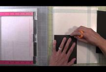 A stamp platform tips