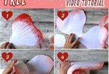 giant rose tutorial