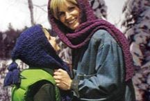 Crochet - Scarves & Shawls