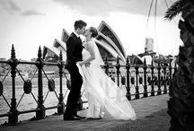 Weddings  - Sydney Weddings / Sydney brides are spoiled for choice when it comes to wedding photography locations. It is great to be a wedding photographer in Sydney! / by Pierre Mardaga
