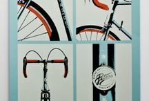 Bike Art / by Margot Northover