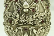 Faberge i inne jajka oraz puzdereczka
