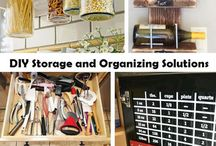 Home decor & organization