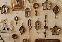 Vintage crafts / by Donna Bullock