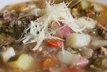 Soups and Stews / by Jaime Brandt