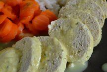 quenelles de volaille scène curry