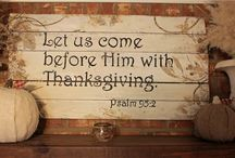 Thanksgiving Mantle and Living Room Decor