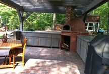 GARDEN - Wood fired ovens BBQ & hints