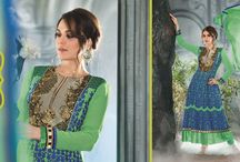Preity Zinta Anarkali collection
