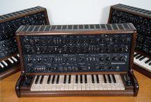 vintage instruments