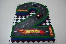 TC Party Idea 2 - Racecar Party