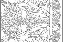 colouring projects