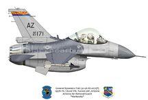 Aircraft Caricature