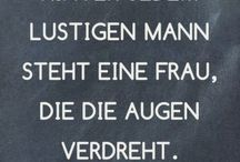 witzige Sprüche / funny german  quotes