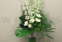 Large Flower Displays