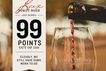 Cooper's Hawk Lux Pinot Noir / This Pinot Noir, from our esteemed Lux line of wines, is rich and luscious with aromas of cherry, baked fruit, and lavender. Flavors of berry cobbler and coffee intermingle with baking spices and earthiness in this practically perfect wine.