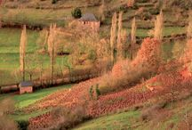 french villages,landscapes.... / french countryside