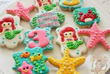 Cookies / Little mermaid