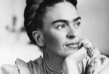 All things Frida Kahlo / by Carmen Stars