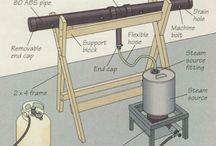modelare lemn