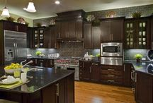 Luxury kitchen ideas / by Jeanne Young