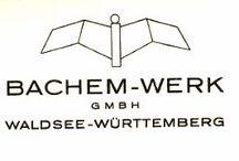 Germania -Luftwaffe -Bachem-Werk.