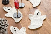 HallowEen / Crochet e ideas decorativas
