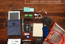 Travel Stuff / Wish list and tips  / by Michele Coombe