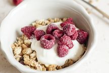 Fit inspiration / Great ideas for healthy diets