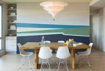 Interiors // Dining Room / My favorite dining tables, chairs and lighting!