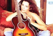 Celebrities : Shania Twain / Country Singer