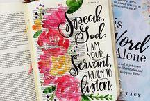 Bible Art Journal