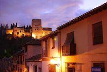 Albaicín / El antiguo barrio morisco de Granada, Patrimonio de la Humanidad, con las mejores vistas de la ciudad