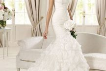 Wedding Gowns and Bridal Attire
