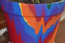 Pots / by Deana Ridge