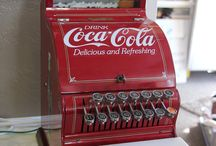 Addictions   Coca Cola / Everything Coka Cola . keeping things clean & Neat  though.. Even cooking :)