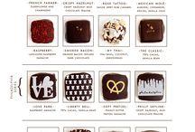 Chocolate menù