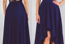 Christmas Party Gowns