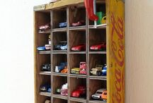 Vintage Car room for boys