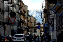 Turin street views