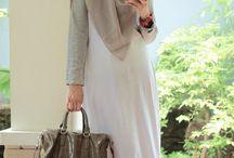 fashion hijab bumil