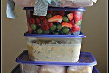 Recipes & Ideas: {Meals on Wheels}