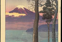 Japanese Art / by Martha Jane Bradford